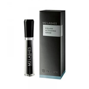 Zum m2 lashes Wimpernserum Test