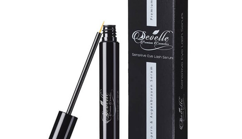 Develle Sensitive Eye Lash Wimpernserum Testbericht